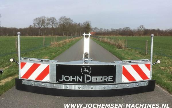 Trekkerbumper John-Deere